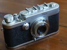 Excellent + LEICA IG  1958 with Elmar 3.5 50