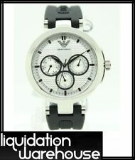 Emporio Armani Women's Adult Silver Strap Wristwatches
