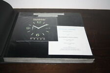 Catalogo Panerai 2009 exhibition Hong Kong