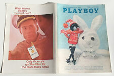 COUVERTURE SEULE / COVER ONLY # PLAYBOY US # 03/1966 #