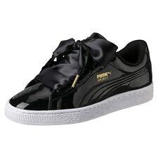 Scarpe Donna Sneakers Puma Basket Heart Patent 363073 01 EU 36
