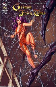 Grimm Fairy Tales #80 (80B cover) ~ Zenescope comic