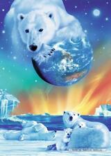 1000 st puzzel: Gilda Belin - Arctische wereld (Dieren) (Schmidt 58125)