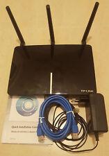 Router ADSL2+ Gigabit TP-Link Archer D7 Wireless AC 1750 Mbps