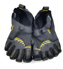 Vibram Signa Men's Outdoor Water Shoes Yellow Black Size 43