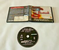 Liberogrande - Sony Playstation 1 PS1 Game - RENTAL VERSION & CASE