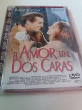"""DVD """"EL AMOR TIENE DOS CARAS"""" PRECINTADO SEALED CAJA METRAQUILATO BARBRA STREISA"""