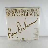 The All-Time Greatest Hits of Roy Orbison (1972)- Vinyl LP Album Record-Monument