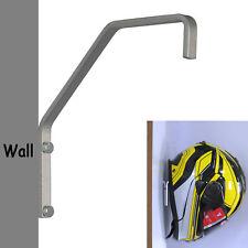 1× Motorcycle / Hockey Helmet Hanger Hook Helmet  Rack Holder Storage Mount