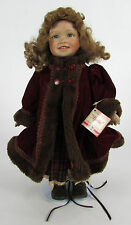 "Authentic Ashton Drake Doll "" Lydia "" Victorian Childhood Michele Gerard Kassis"