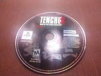 Sony PlayStation 1 PS1 PSOne Disc Only Tenchu 2 Birth of the Stealth Assassins