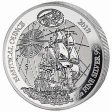 Ruanda 50 Francs 2018 - Endeavour - Nautical Ounce (2.) - 1 Oz Silber PP