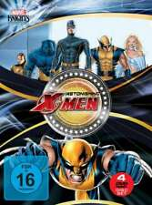 MARVEL KNIGHTS - ASTONISHING X-MEN BOX Gifted Dangerous Torn Inparable DVD NUEVO
