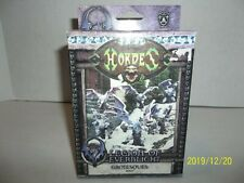 Horde Legion Of Everblight Grotesques Banshees X10    M61