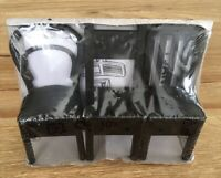 IKEA FJANTIG Set Of 3 Mini Chairs Whimsical Wall Hooks - Coat Hooks Kids Room