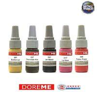 Doreme Pigment SPMU Semi Permanent Makeup Eyeliner, Brow, Lip Micropigmentation
