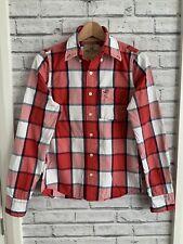 Hollister size S men's Multicoloured check shirt longsleeve