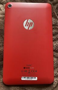 HP Slate 7 2801 8GB, Wi-Fi, 7in - Silver