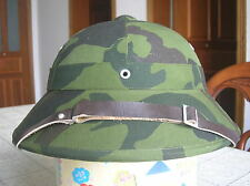 1980's series China PLA Army Woodland Camo Hat,Combat and Training Hat,Cap,Rare.
