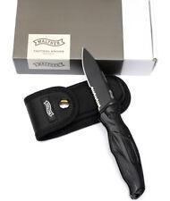 Walther Tactical Knife TFK 3 navaja 5.0779 cuchillos con holster 440c acero