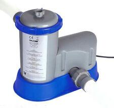Bestway 58389 5678 l/h Filterpumpe - Grau/Blau