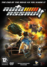 Videogame Auto Assault PC