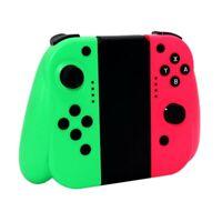 Wireless Controllers for Switch Joy Con (L/R) Nintendo Neon Grip Gamepad Pro