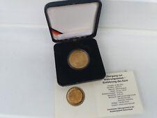 200 EURO GOLDMÜNZE 2002 WÄHRUNGSUNION PRÄGESTÄTTE J