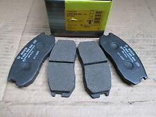 MITSUBISHI LANCER & COLT  FRONT BRAKE DISC PADS BOSCH 0986460980