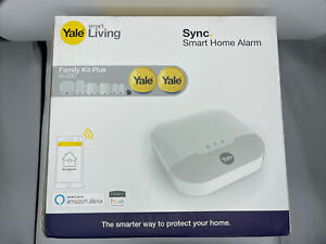 Y138 YALE Sync IA-330 Smart Home Alarm FAMILY KIT PLUS + works with Alexa