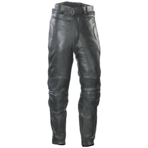Spada Road Leather Motorcycle Motorbike Trousers Pants classic