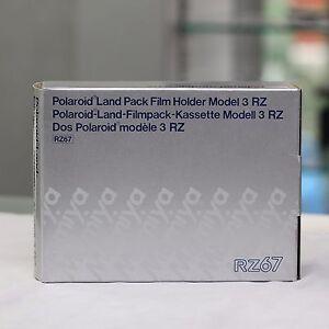 [FedEx] Mamiya RZ Polaroid Holder Model III [NEW]
