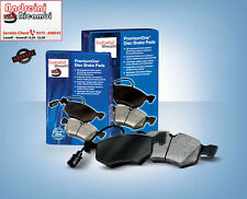 Set 4 Front Brake Pads Nissan Qashqai 2.0dCI 110KW from 2007>337