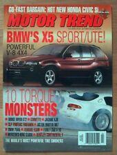 MOTOR TREND 1999 APR - COBRA, CR-V, JERRY HAAS