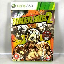 Borderlands 2 - Xbox 360 PAL Import CIB Video Game Free Shipping USA Seller