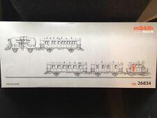 """MÄRKLIN 26834 COFFRET DE TRAIN """"WALHALLA"""" DIGITAL MFX."""