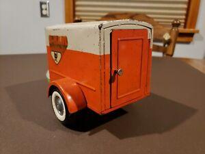 Vintage Nylint Ford U-haul Box Trailer