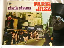 CHARLIE SHAVERS Paris Jazz Sunset LP