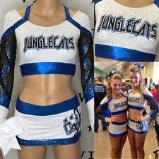 Cheerleading Uniform Allstars Cheer Athletics Junglecats Youth L
