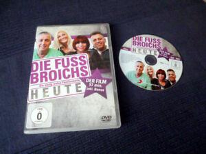 DVD Die Fussbroichs aus Kölle DER FILM 2013 97 Minuten +Bonus Fred Frank Annemie