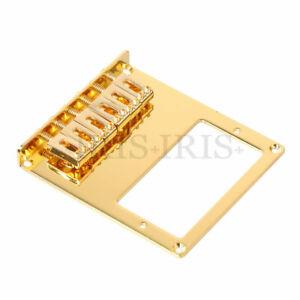 Tele Telecaster Humbucker Style Bridge Gold