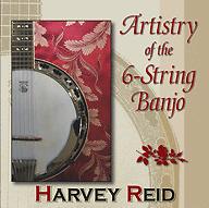 Artistry of the 6-String Banjo (CD)