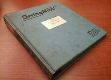 DREXEL FORKLIFT SWING MAST MANUAL SL-44-ESS