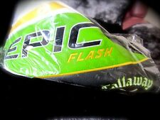 Callaway Golf EPIC FLASH Driver Head Cover (ONLY!) BRAND NEW in Plastic