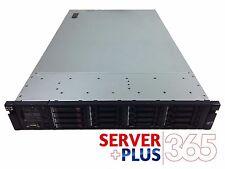 HP ProLiant DL380 G7 16-Bay server 2x 3.06GHz 12-Cores 128GB RAM 4x 450GB HDD