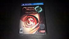 Corpse Party: Blood Drive Everafter Edition PlayStation Vita New
