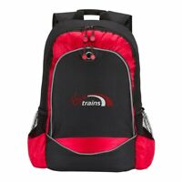 VIRGIN TRAINS EMBROIDERED BACK PACK BAG BR PENDOLINO HST INTERCITY 125 CLASS 47