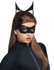El Caballero Oscuro Asciende Disfraz Peluca Accesorio, para mujer Gatúbela