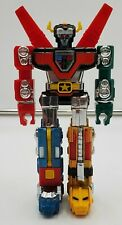 """Vintage 1981 Bandai TOEI 6"""" Voltron Figure Lion Force Diecast Robot Taiwan"""