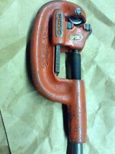 RIGID NO. 2A HEAVY DUTY PIPE CUTTER- Great Shape Cutters